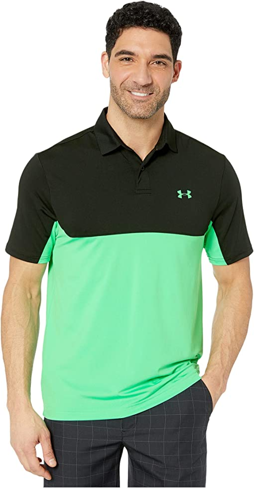 Black/Vapor Green