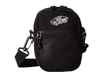 Vans Street Ready Crossbody (Black) Cross Body Handbags