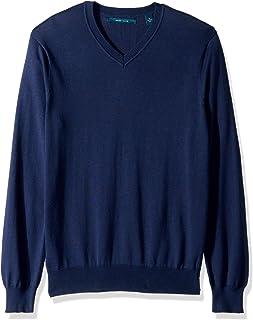 e1ba8ade96 Amazon.com  Perry Ellis - Sweaters   Clothing  Clothing