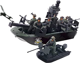 Elite Force Naval Special Warfare Gunboat Vehicle