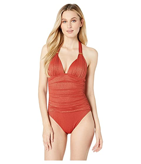 7a4c3caee84bb Kenneth Cole Night Escapade Push-Up Mio One-Piece at Zappos.com