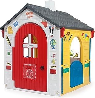 INJUSA - Casa de juguete School Party, Multicolor, 21 x 10 x