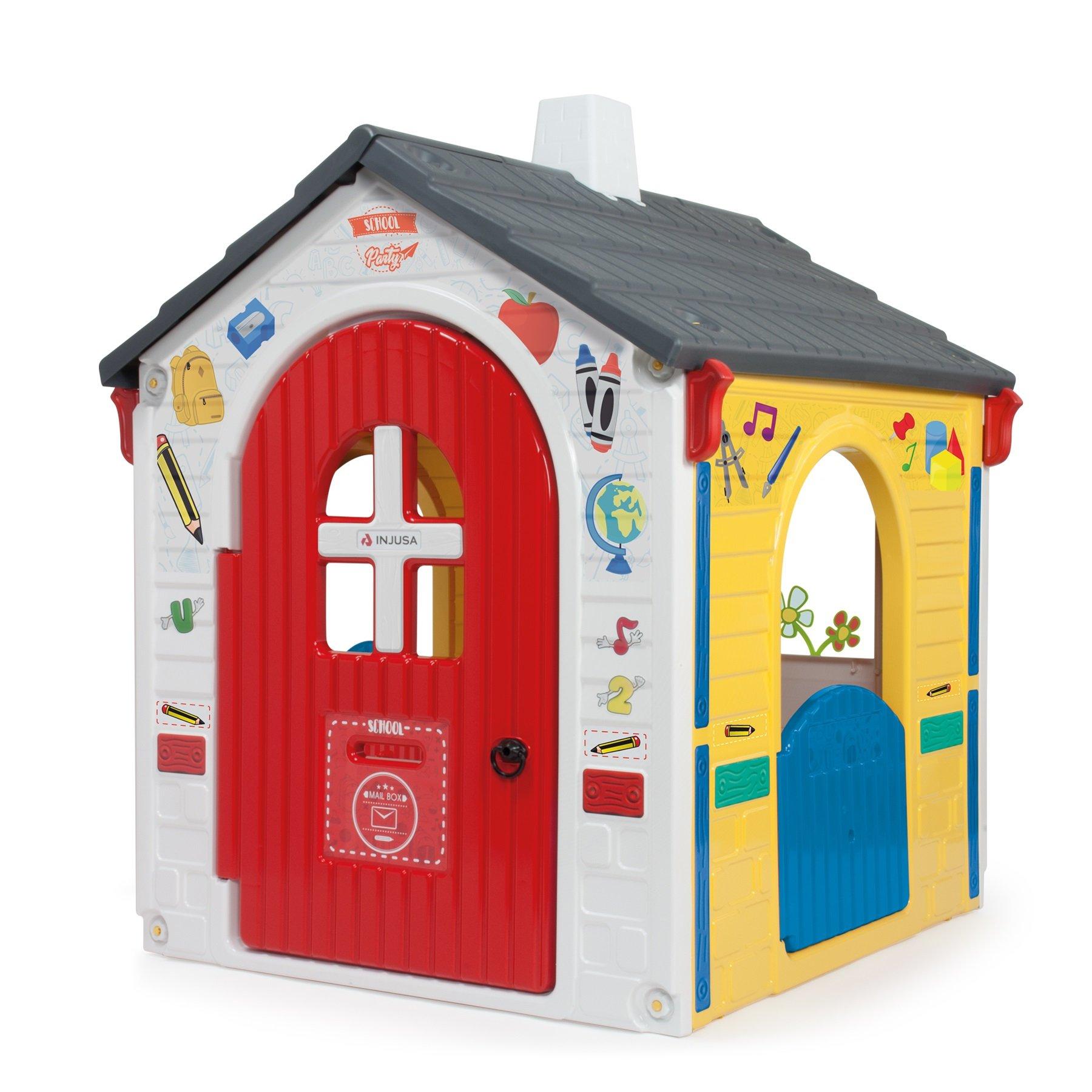 INJUSA-20334 Casa de juguete School Party, color surtido, 21 x 10 x 5 cm (20334): Amazon.es: Juguetes y juegos