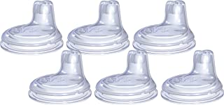 Nuby Sippy Gripper Cup Replacement Spouts - 6 Count