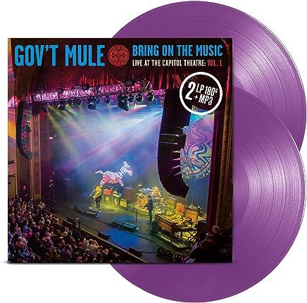 Gov't Mule - Bring On The Music - Live at The Capitol Theatre: Vol. 1 (2019) LEAK ALBUM