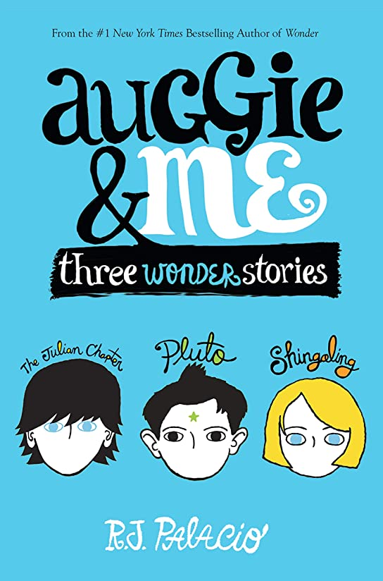 吸収剤回路子豚Auggie & Me: Three Wonder Stories (English Edition)