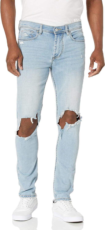 BLANKNYC Men's 安心の実績 高価 買取 強化中 激安通販専門店 Horatio Skinny Jean Pants Fit