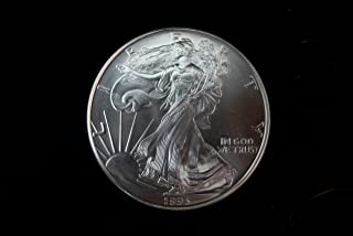 1993 American Eagle 1 oz. Silver Dollar Brilliant Uncirculated