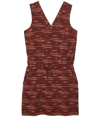 Toad&Co Sunkissed Liv Dress (Raisin Blanket Print) Women
