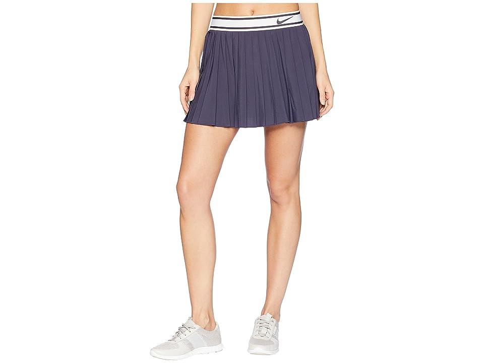 Nike Nike Court Victory Skirt (Gridiron/Gridiron) Women
