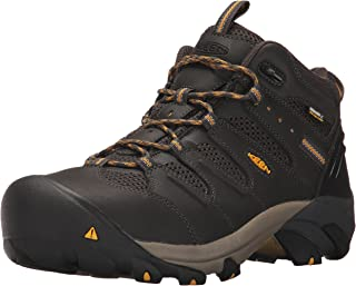 Men's Lansing Mid Waterproof (Steel Toe) Industrial Boot