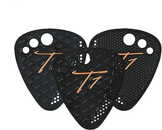 T1 Picks Stainless Steel Guitar Picks (3 Pack) (Guitar)