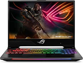 "Asus ROG Strix Hero II Gaming Laptop, 15.6"" 144Hz IPS Type, NVIDIA GeForce GTX 1060 6GB GDDR5, Intel Core i7-8750H Process..."