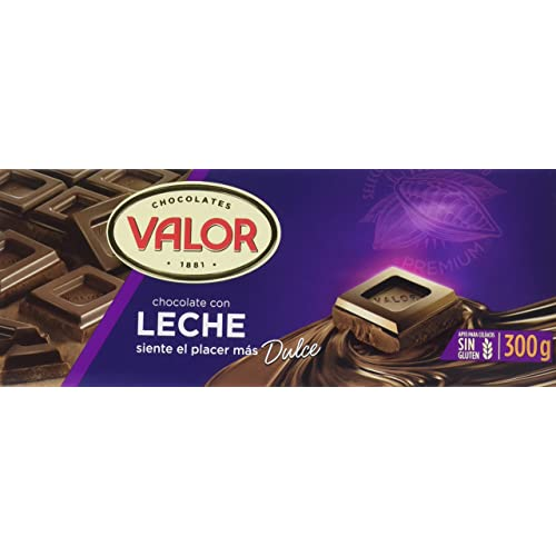 Valor Chocolate con Leche - 300 g