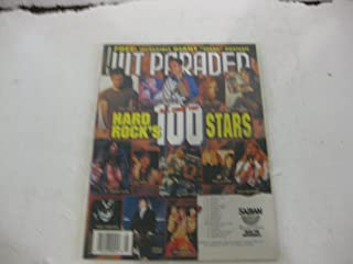 Hit Parader Hard Rock's All-Time Top 100 Stars Magazine