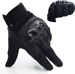 ZHOU XUE LI Mens Non-mainstream Street Dance Fingerless Performance Gloves