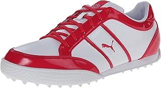 Puma Monolite Cat - Zapatillas de Golf sin Pinchos para Mujer