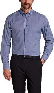 Eterna Long Sleeve Shirt Modern FIT Twill Checked