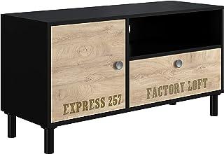 AmazonBasics - Mueble para TV 110 x 40 x 555 cm marrón