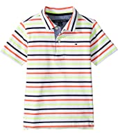 Tommy Hilfiger Kids - Pitt Polo (Toddler/Little Kids)