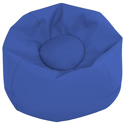 Magnificent Vinyl Bean Bag Chair Amazon Com Gmtry Best Dining Table And Chair Ideas Images Gmtryco