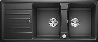 Blanco 铂浪高 524930 Lexa 厨房水槽 煤灰色 80 cm Unterschrank 524970