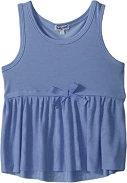 Vintage Whisper Jersey Rib Tank Top (Toddler/Little Kids)