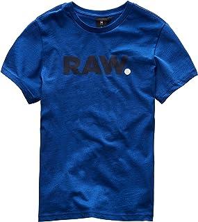 G-STAR RAW Sq10046tee Shirt Camiseta para Niños