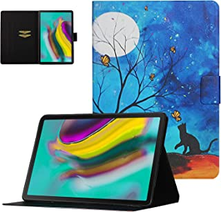 APOLL Case for Samsung Galaxy Tab S6 Lite 10.4 2020, -P610/P615 Case for Girls Women, Slim Fit Lightweight PU Leather Fold...