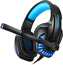 Cosmic Byte G1400 Celestial Gaming Headset with Mic & LED (Blue)