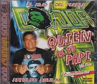 Quien Es Tu Papi: Arnulfo Aguilar 100 % Cumbias Sonideras