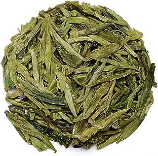 Tao Te Tea   Authentic West Lake Dragon Well Green Tea   Premium Grade Whole Leaf Tea (25g)