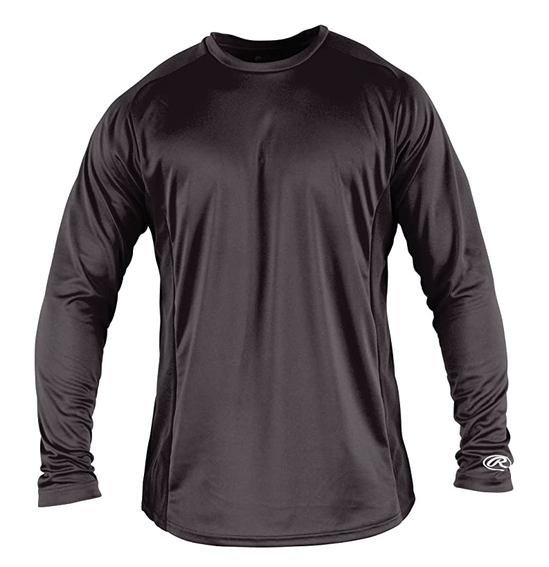 Rawlings Men's Long Sleeve Baselayer Shirt