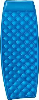 SwimWays Aquaria Solana Lounge - Durable Aqua Cell Foam Pool Float - Blue