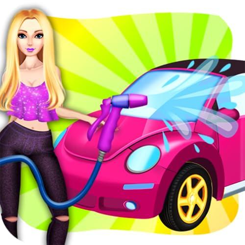 Prinzessin Pinky Autopflege