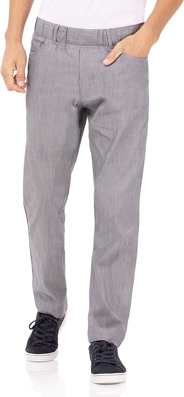 Chef Works Mens Vertical Stripe Pant