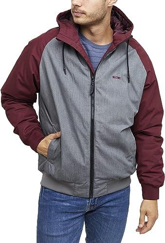 mazine Lincoln Light Jacket - Herren - Streetwear übergangsjacke