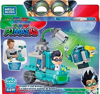 Mega Bloks PJ Masks Romeo's Lab