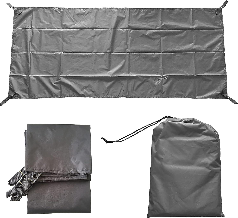 DZRZVD Waterproof Camping Tent Tarp Max 81% OFF Popular brand Hiking Footprint Picnic for