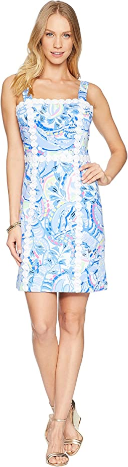 Janelle Ponte Shift Dress