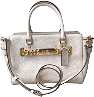 COACH CARRYALL 25 CROSSBODY LEATHER Handbag