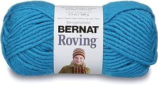 Bernat Roving Yarn, 3.5 Ounce, Tidal Blue, Single Ball