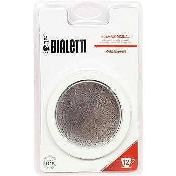 Bialetti Moka Express Handle 6 Cup 12x2x19 cm -Black
