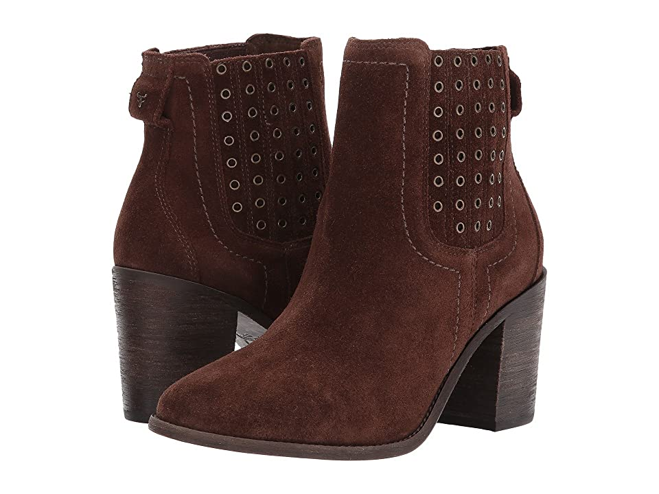 Trask Tina (Brown Suede) Women