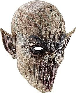 Halloween mask The Evil Dead Cosplay Props Horrific Demon Alien Bloody Monster Grey