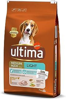 comprar comparacion ultima Pienso para Perros Medium-Maxi Light con Pollo - 7 kg