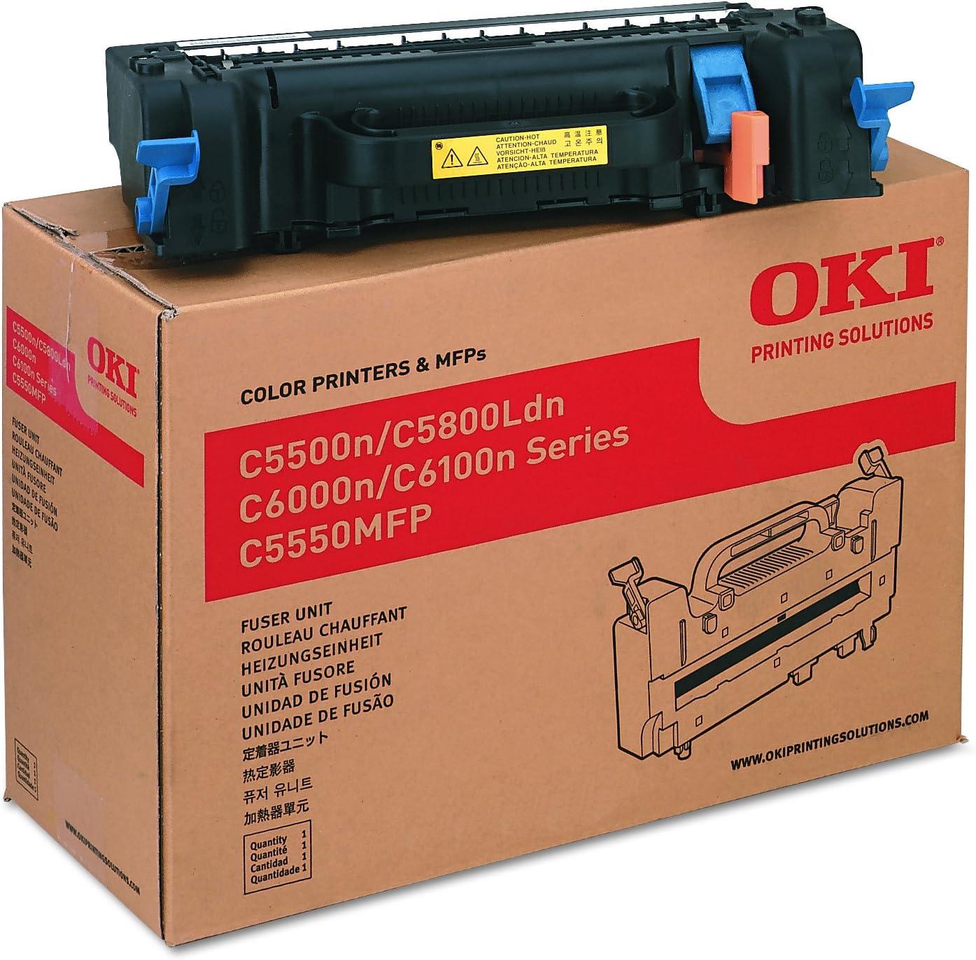 Oki 43363201 Fuser Unit