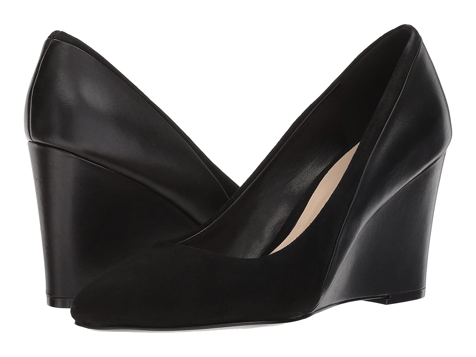 Nine West Daday Dress WedgeAtmospheric grades have affordable shoes