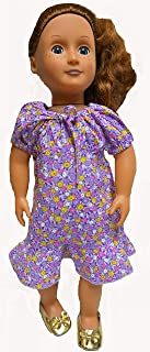 Doll Clothes Superstore Casual Doll Dress Fits 18 Inch Girl Dolls Like American Girl