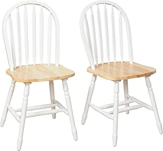 Best single wooden kitchen chair Reviews